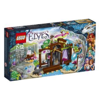 LEGO ELV LA MINE DE CRISTAL
