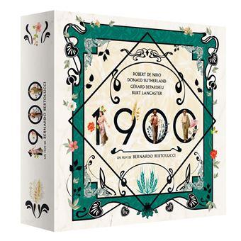 Coffret 1900 Combo Blu-ray DVD