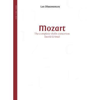 L'intégrale des concertos pour violon - 3 CD