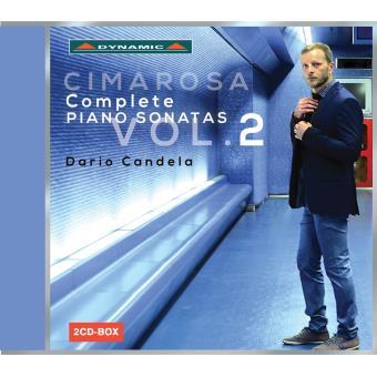 COMPLETE PIANO SONATAS VOL.2/2CD