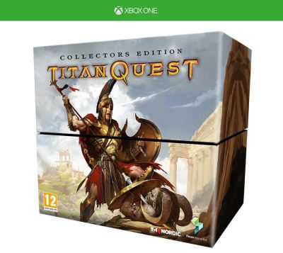 Titan Quest Edition Collector Xbox One