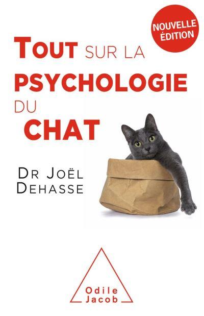Tout sur la psychologie du chat - 9782738151186 - 16,99 €