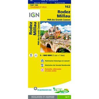 Rodez - Millau