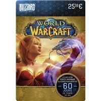Carte Cadeau Hearthstone Fnac.Code De Telechargement Carte Cadeau Blizzard Entertainment 20