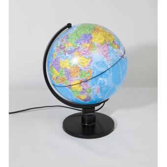Wereldbol NL - Verlicht 25CM Diameter - Ontdekkingsspel - Fnac.be