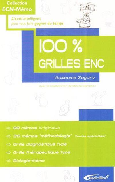 ECN - Mémo : 100 % grilles ECN