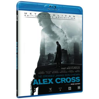 Alex Cross Combo Blu-ray DVD