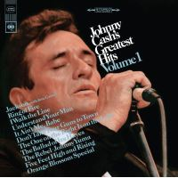 Johny Cash. Greatest Hits Vol 1- Vinilo