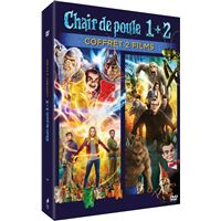 Coffret Chair de poule 1 et 2 DVD