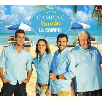 camping paradis la compil 39 compilation cd album achat prix fnac. Black Bedroom Furniture Sets. Home Design Ideas
