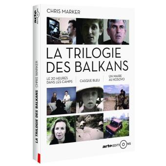 CHRIS MARKER LA TRILOGIE-FR