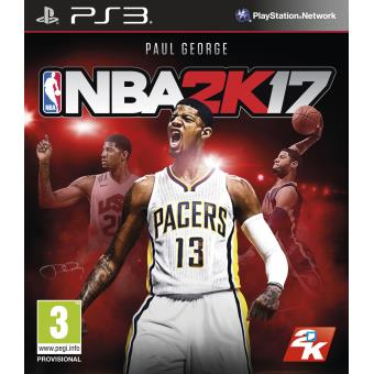 NBA 2K17 PS3