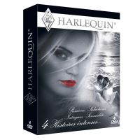 Coffret Harlequin 4 Films DVD