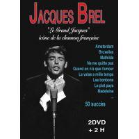 Le Grand Jacques Icône de la chanson française DVD