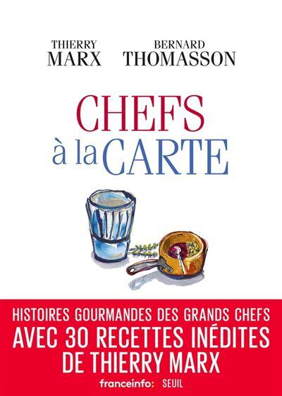 Chefs à la carte - 9782021375572 - 15,99 €