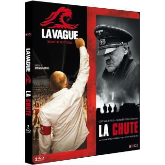 Coffret La vague La chute Blu-Ray