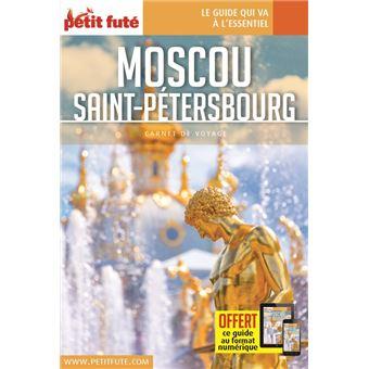 Petit Futé Carnets de Voyage Moscou, Saint-Pétersbourg