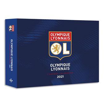 Calendrier Olympique Lyonnais 2021 L'Agenda calendrier Olympique Lyonnais 2021   relié   Collectif