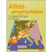 Atlas géographique des régions de France et d'Europe