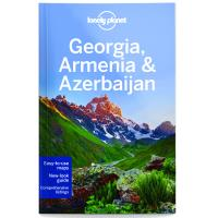 Lonely Planet Georgia, Armenia & Azerbaijan dr 5