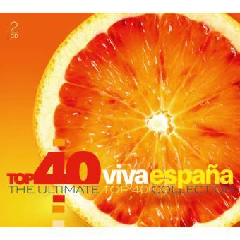 Top 40 - Viva Espana | 2 CD