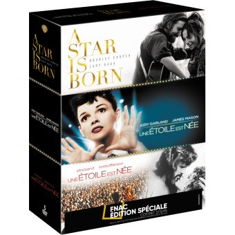 A STAR IS BORN-FNAC ED-FR