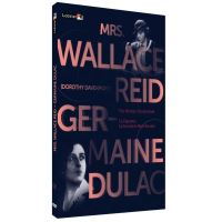 Coffret Les pionnières du cinéma : Mrs. Wallace Reid et Germaine Dulac 3 Films DVD