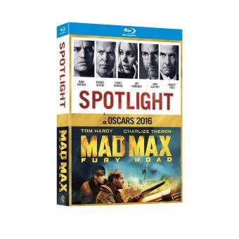 Coffret Oscars 2016 2 films Blu-ray