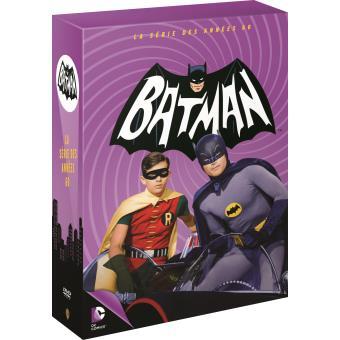 Batman (1966-1968) - L'intégrale de la série animée - 18 DVD