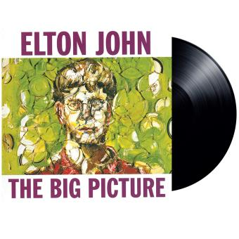 The Big Picture Double Vinyle Gatefold Edition remasterisée