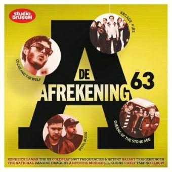 AFREKENING 63/2CD