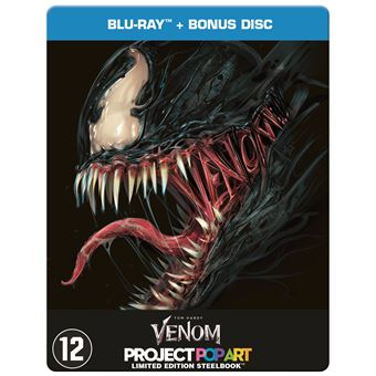 Venom-BIL-BLURAY STEELBOOK