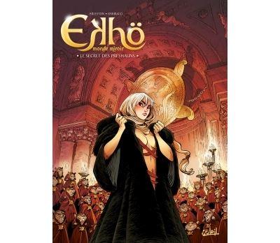 Ekhö, Monde miroir - Ekhö monde miroir 05 - Le Secret des Preshauns - tome 5
