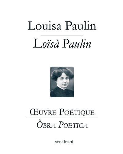 Œuvre poétique, Òbra poetica