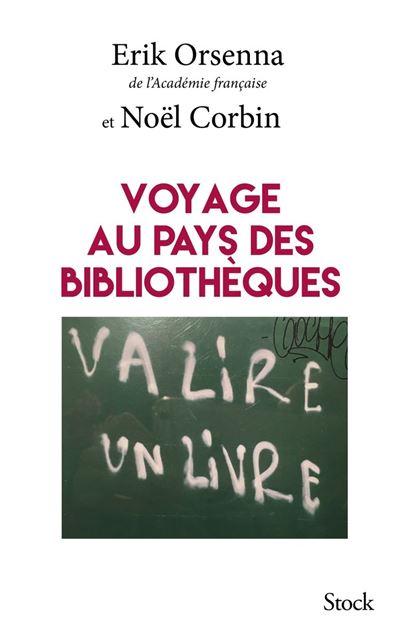 Voyage au pays des bibliothèques - 9782234087835 - 9,99 €