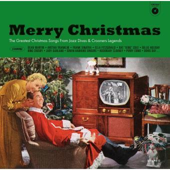 MERRY CHRISTMAS/LP