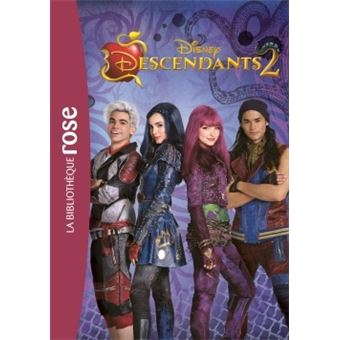 Descendants L Ile De L Oubli Tome 2 Descendants Le Roman Du Film 02