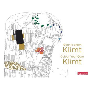 Kleur je eigen Klimt / colour your own Klimt
