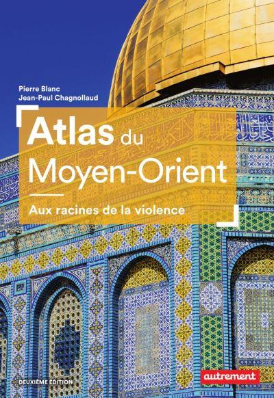 Atlas du Moyen-Orient - 9782746754669 - 15,99 €