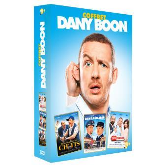 Coffret Dany Boon 3 films DVD