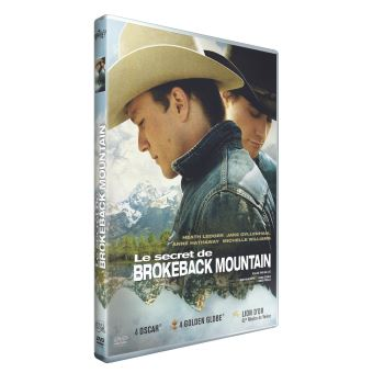 Le Secret de Brokeback Mountain DVD