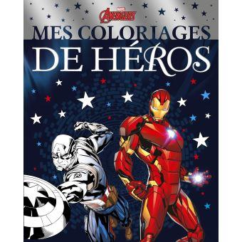 AvengersMes coloriages de héros