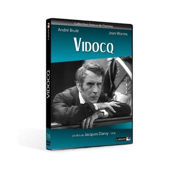 Vidocq DVD