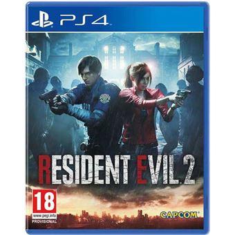 RESIDENT EVIL 2 FR/NL PS4