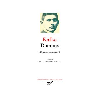 Œuvres complètes, II:Romans