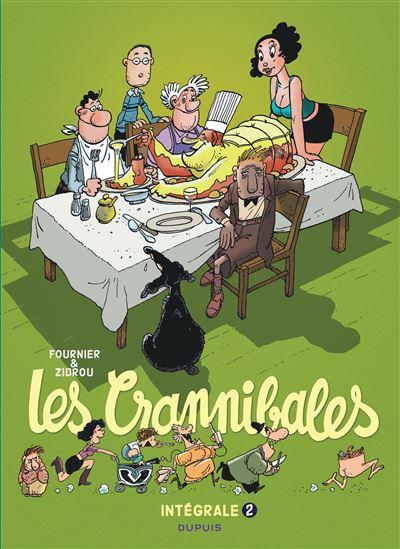 Les Crannibales - L'intégrale - Les Crannibales (intégrale) 2000 - 2005
