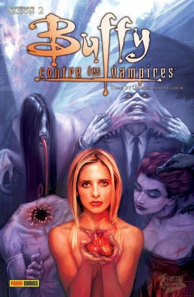 Buffy contre les vampires (Saison 2) T01 - Un pieu dans le cœur - 9782809447767 - 8,99 €