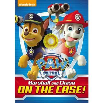 Pat' PatrouillePAW Patrol - Marshall En Chase Regelen Het Wel