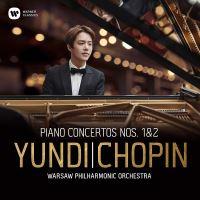 Chopin: Piano Concertos Nos 1 & 2 - CD