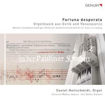Fortuna desperata : Musique pour orgue gothique et de la Renaissance
